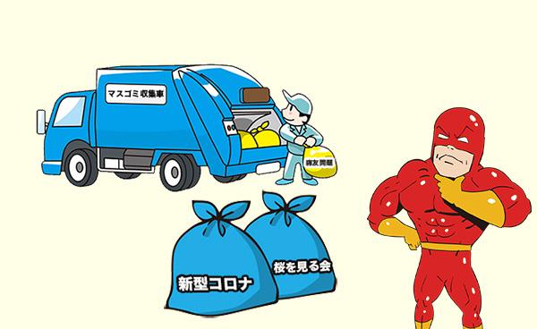 マスゴミ収集車