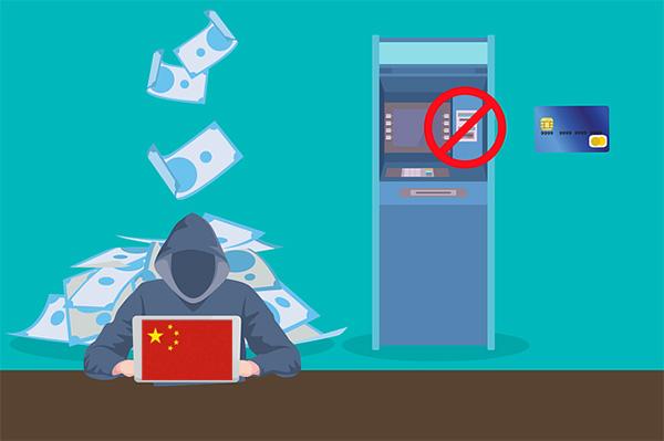 情報を漏洩する中国