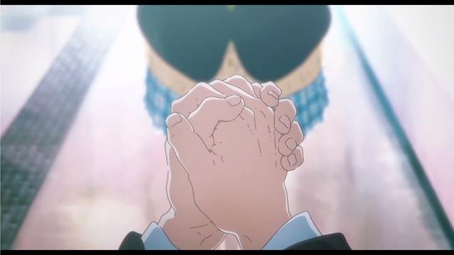 西宮硝子に手話で意思を伝える石田将也