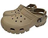 クロックス オフロード スポーツ クロッグ crocs offroad sport clog 202651 カーキ/ウォルナット(24S) 28.0cm(M10/W12)
