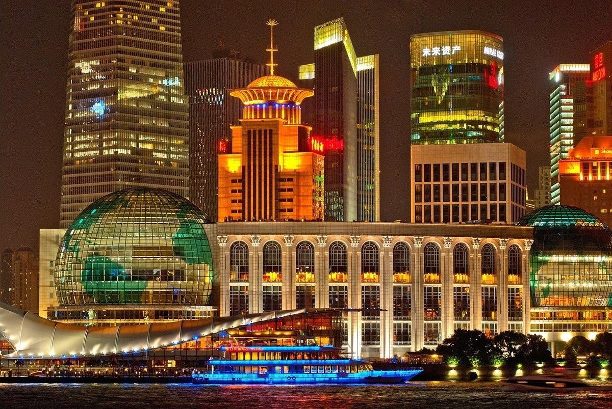 中国株式画像