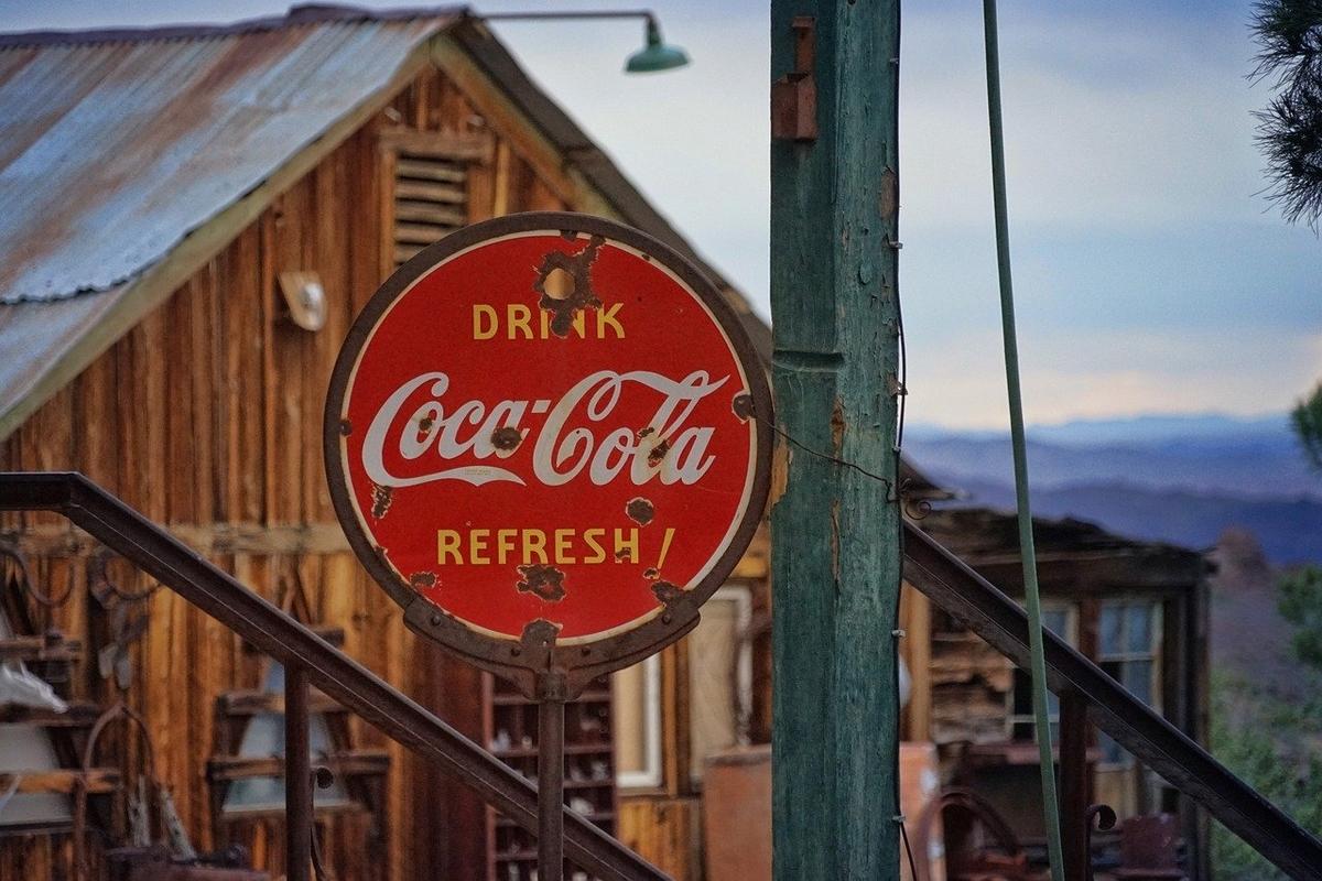 コカ・コーラ画像