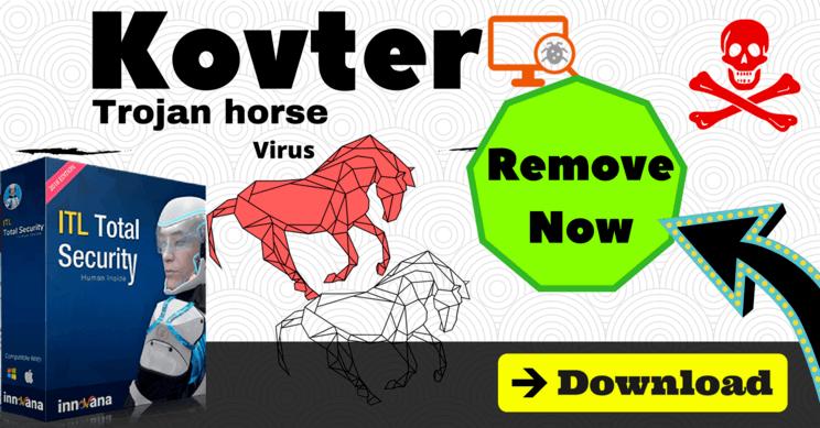 Kovter Trojan Horse Virus