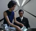 ロボット長官 アリー コーヒー