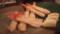 価カニの天ぷら