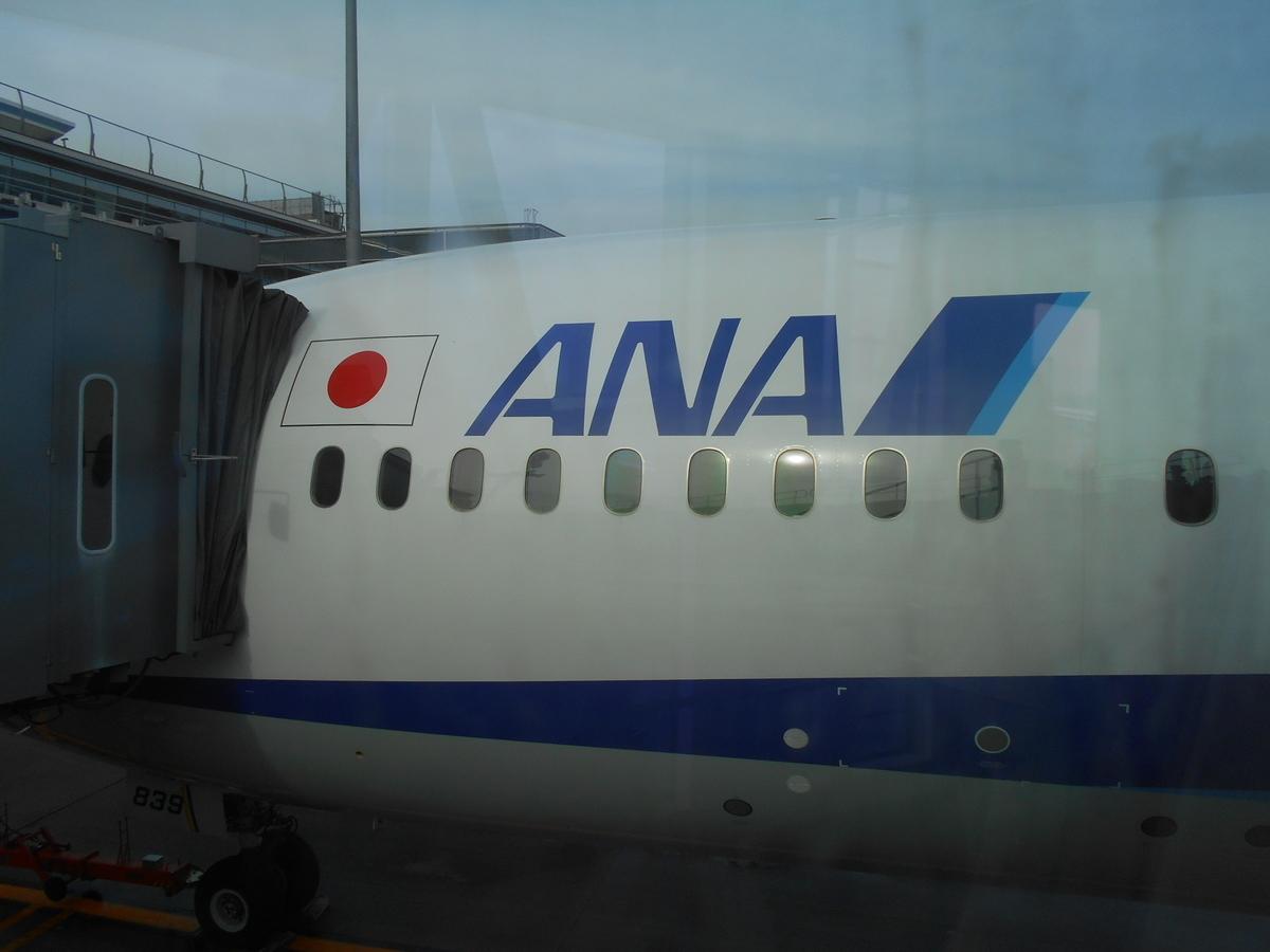 ANA 羽田-ジャカルタ便