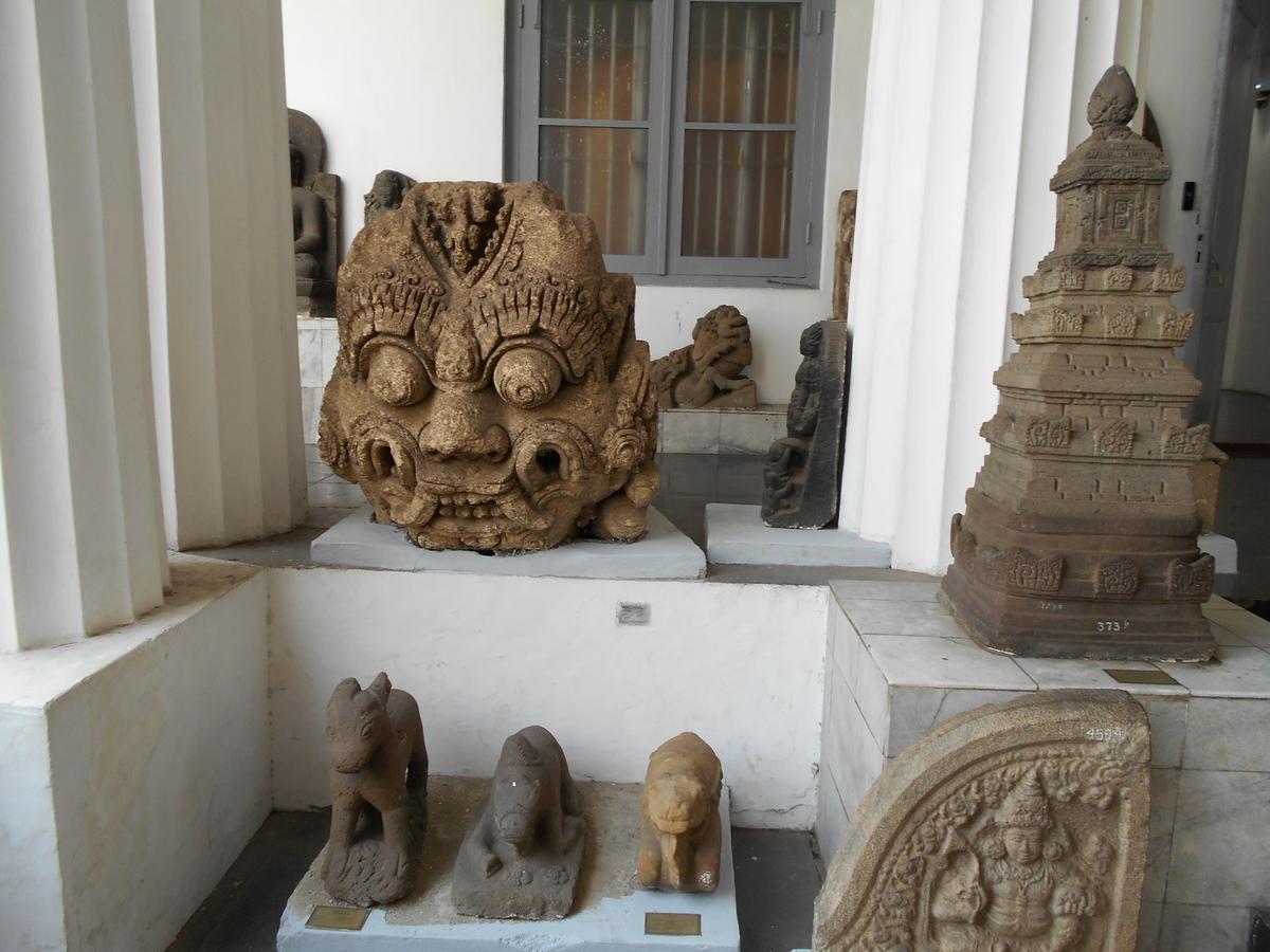 インドネシア国立博物館