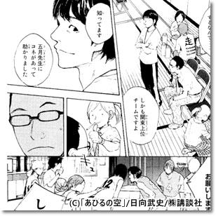 奈緒ちゃんが五月先生をダシに使って、城南大を練習試合の相手にさせて疑惑