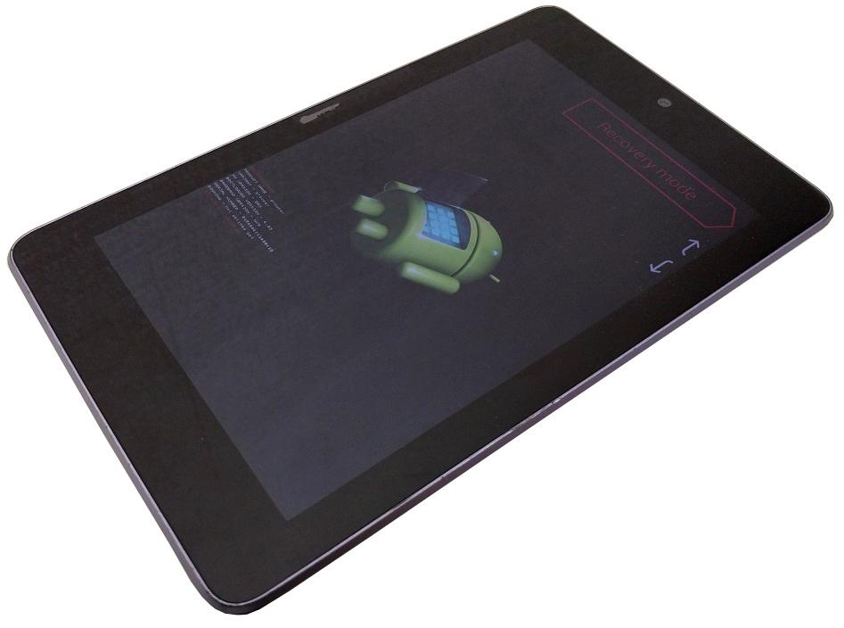 Nexus 7 (2012)にLineage OS 14 1(Android 7 1 2ベース)を