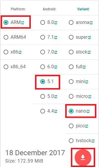 要root】Fire 5th (2015)にNexus ROMをインストールする方法