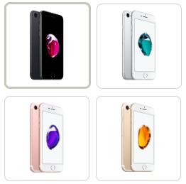 iPhone7、32GB、ブラック、シルバー、ローズゴールド、ゴールド