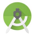 AndroidStudio、ロゴ