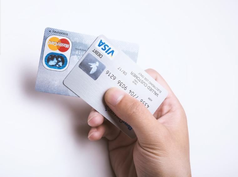 クレジットカード、支払いイメージ