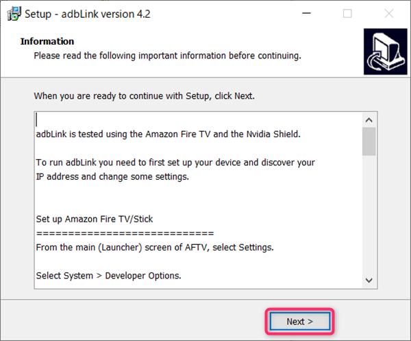 adbLink、利用規約