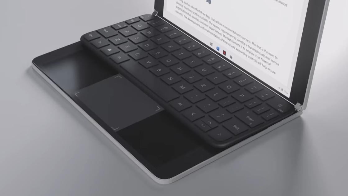 MicroSoftSurfaceNeoTrackPad
