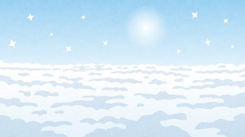 天国のイメージ図