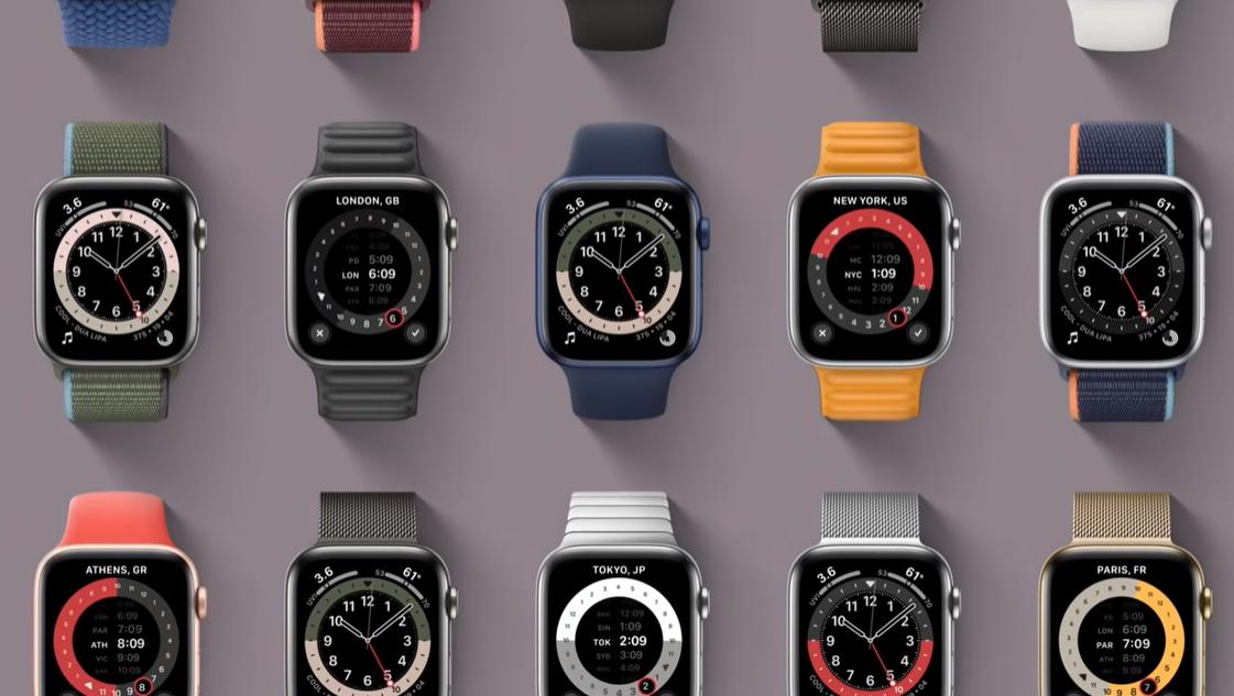 AppleWatch、2020、イメージ
