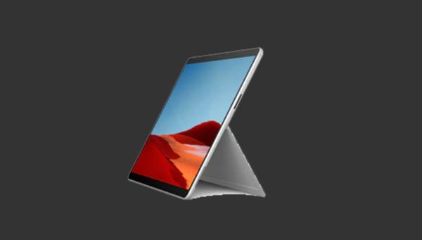 SurfaceProX、MicrosoftSQ2、イメージ