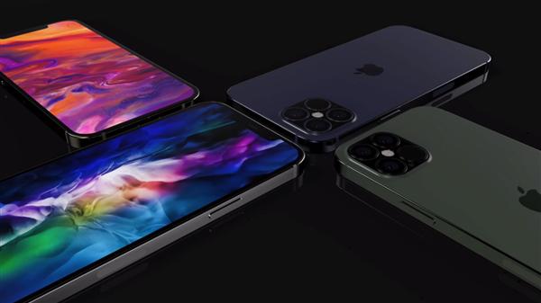 iPhone12、リーク画像1