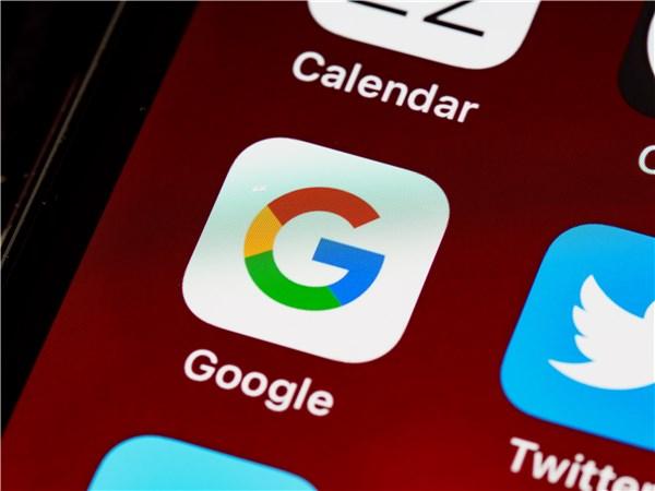 Google、英語検索、ホーム画面に追加、イメージ