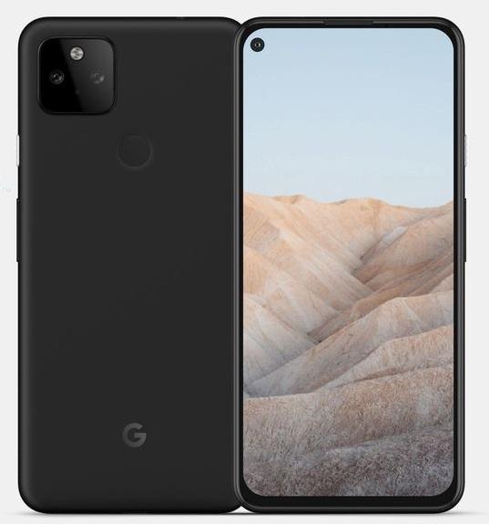 Pixel 5a、リーク、イメージ画像