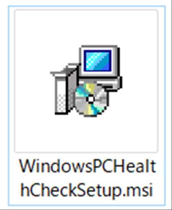 Windows11、インストーラー