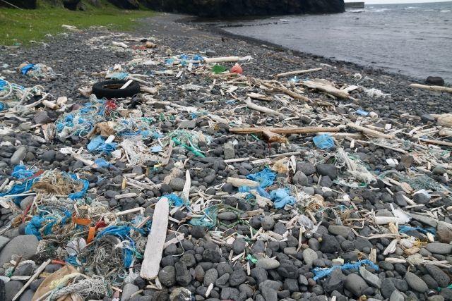 海洋ごみ問題