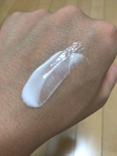 エクイタンス ホワイトロジー クリーム 使用感