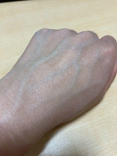 ナチュラグラッセ UVプロテクションベース カバー力