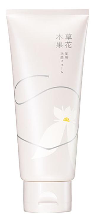 草花木果 薬用洗顔フォーム