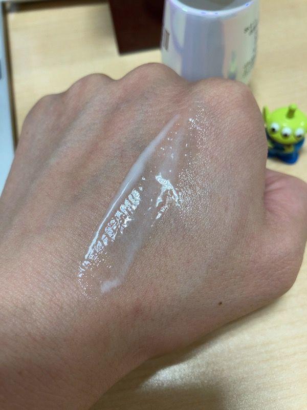 SK-Ⅱ ジェノプティクス ウルトオーラ エッセンス 塗り伸ばし