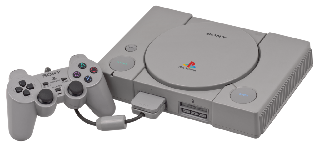 PlayStation (ゲーム機)