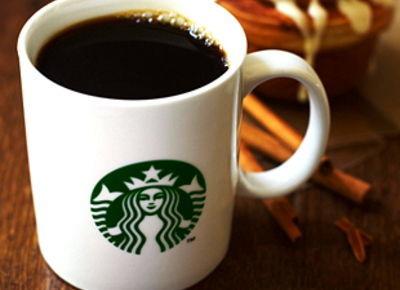 スタバでドリップコーヒーをおかわりする