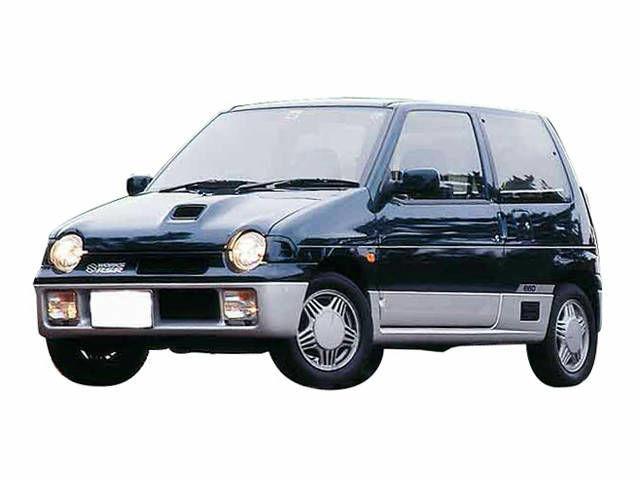 僕が初めて買った車、「スズキ・アルトワークス」1988年9月~1994年10月生産モデル