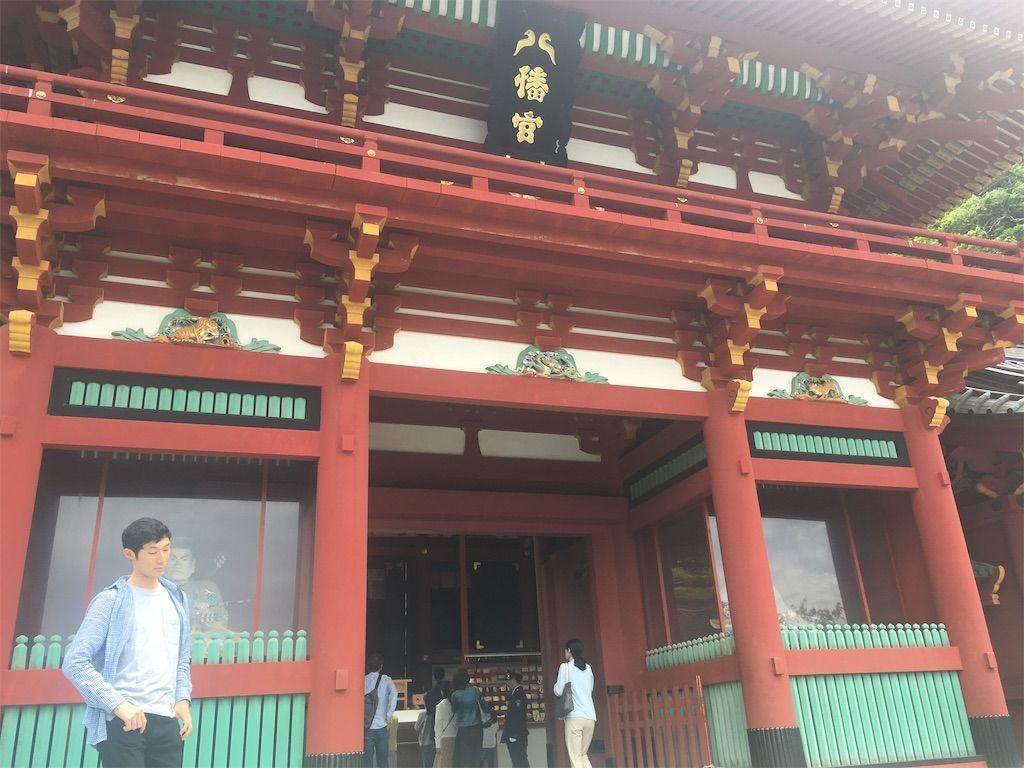 寄り道しながら歩く鎌倉