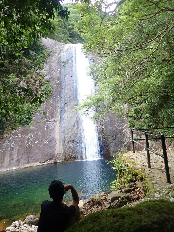 布引の滝 日本の滝百選