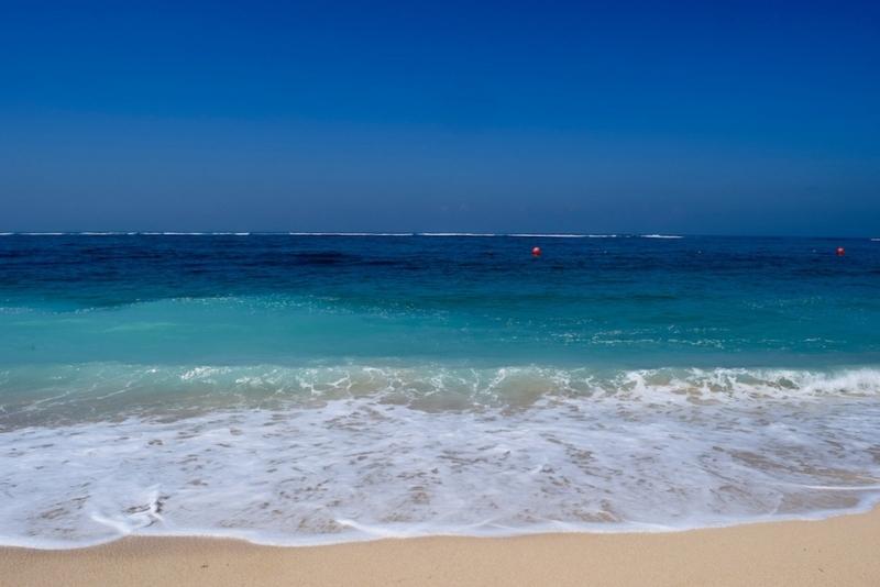バリ島ビーチゲゲルビーチ