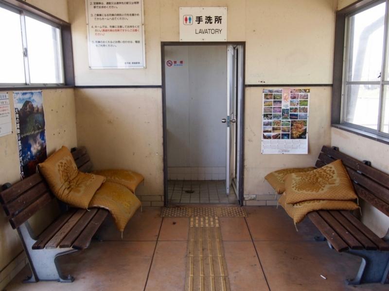 阿波川端駅