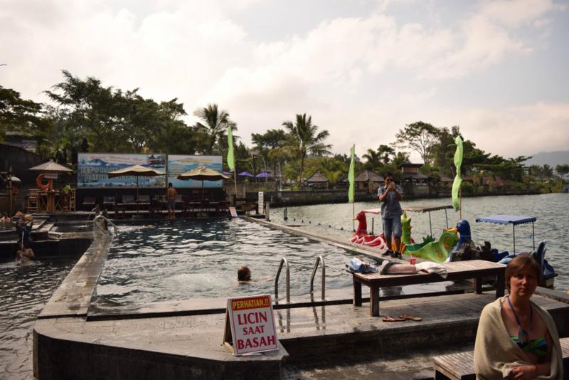 バトゥール温泉