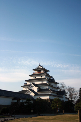 天地人の城