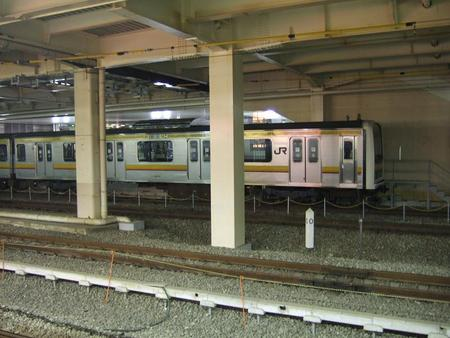立川駅留置の南武線車両 個別「立川駅留置の南武線車両」の写真、画像、動画 - air-port-