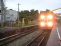ニセコから小樽までは一両編成の電車です(^^) ローカル線の旅はのどか