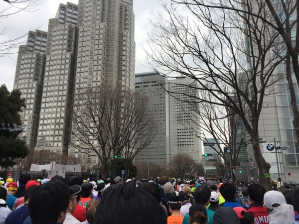 [Tokyo][マラソン]