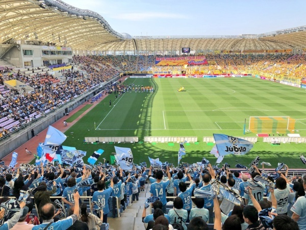 [Travel][Football][Jubilo]