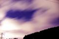 「雲の切れ間」 Nikon D800 / Nikkor 50mm f1.4