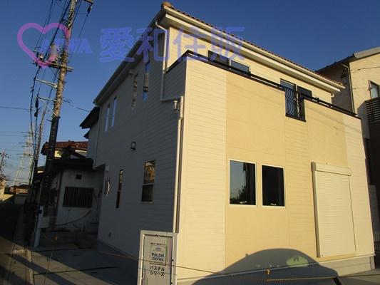 鶴ヶ島市中新田新築一戸建て建売分譲住宅の外観画像