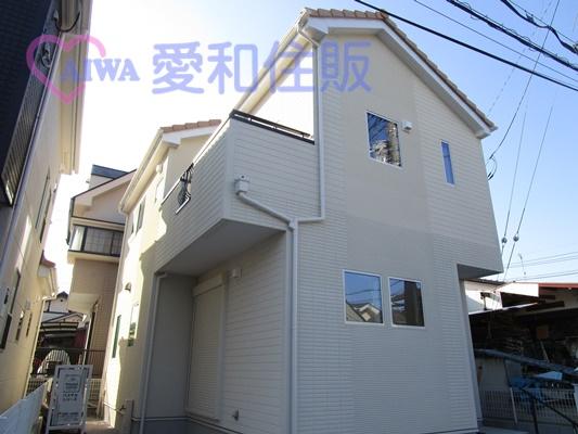 鶴ヶ島市五味ケ谷新築一戸建て建売分譲住宅の外観写真