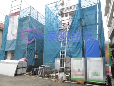 川越市志多町新築一戸建て建売分譲住宅の現況写真