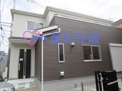 鶴ヶ島市上広谷新築一戸建て建売分譲住宅の外観写真