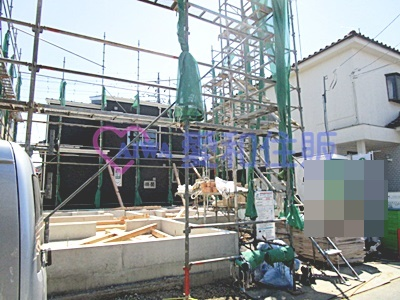 坂戸市千代田1丁目新築一戸建て建売分譲住宅の現況写真